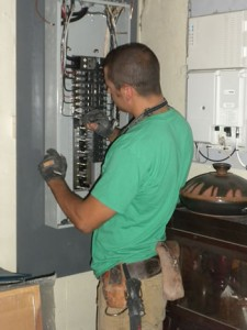 Residential & commercial electrical work
